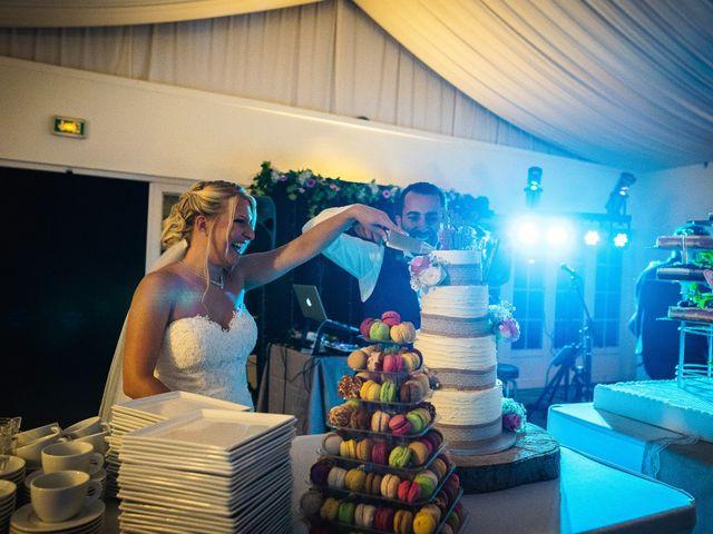 Le mariage de Samir et Aurélie à Forges-les-Eaux, Seine-Maritime 29