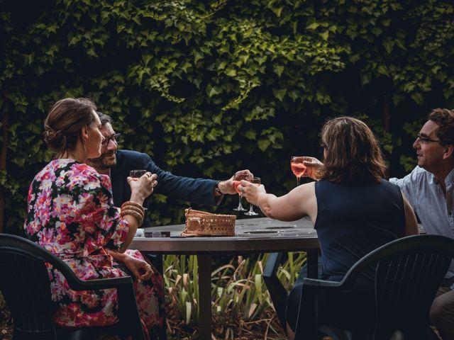 Le mariage de Xavier et Betty à Caveirac, Gard 15