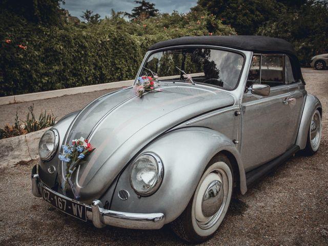 Le mariage de Xavier et Betty à Caveirac, Gard 30