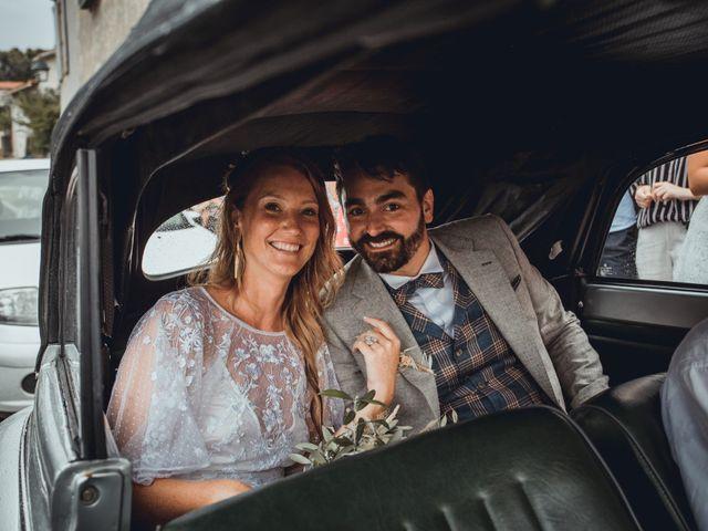 Le mariage de Xavier et Betty à Caveirac, Gard 2