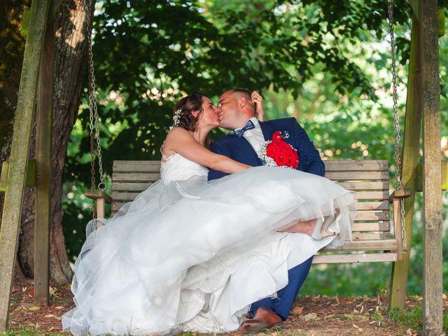 Le mariage de Chris et Sandy à Damazan, Lot-et-Garonne 4