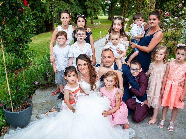 Le mariage de Chris et Sandy à Damazan, Lot-et-Garonne 5
