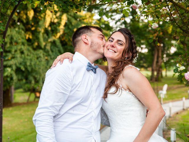 Le mariage de Chris et Sandy à Damazan, Lot-et-Garonne 8