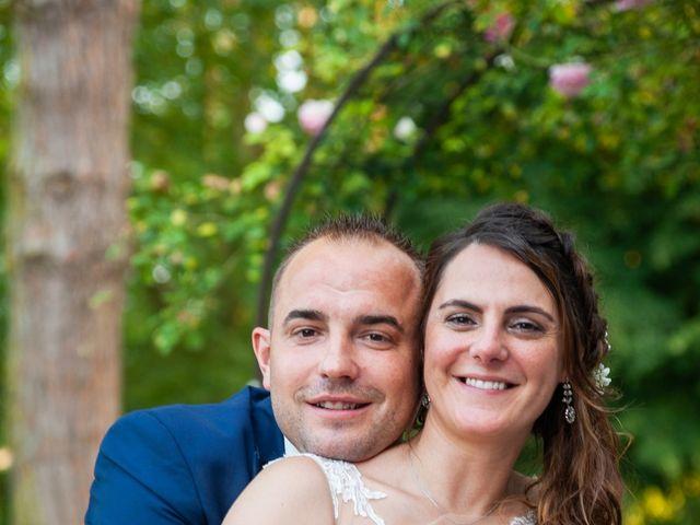 Le mariage de Chris et Sandy à Damazan, Lot-et-Garonne 9