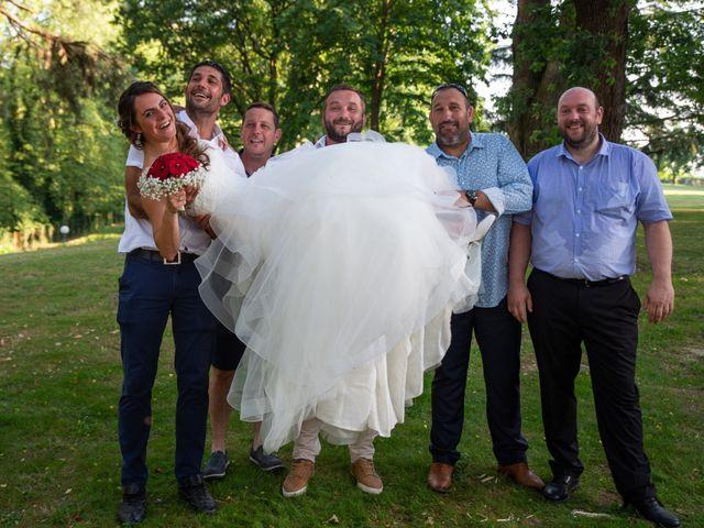 Le mariage de Chris et Sandy à Damazan, Lot-et-Garonne 12