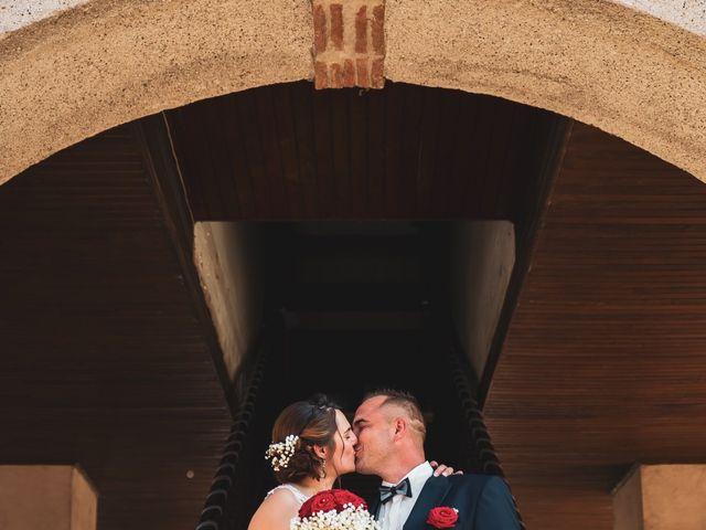 Le mariage de Chris et Sandy à Damazan, Lot-et-Garonne 15