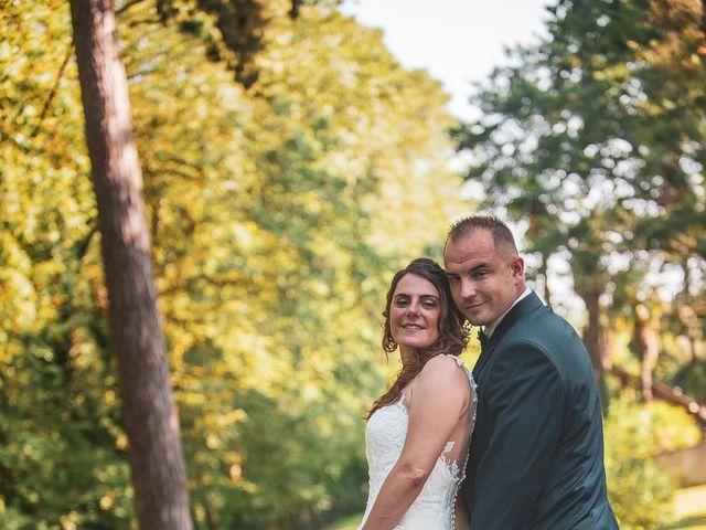 Le mariage de Chris et Sandy à Damazan, Lot-et-Garonne 16