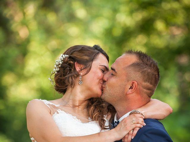Le mariage de Chris et Sandy à Damazan, Lot-et-Garonne 17