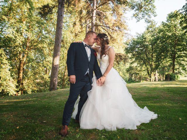 Le mariage de Chris et Sandy à Damazan, Lot-et-Garonne 18