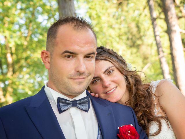 Le mariage de Chris et Sandy à Damazan, Lot-et-Garonne 19