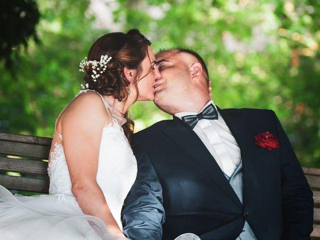 Le mariage de Chris et Sandy à Damazan, Lot-et-Garonne 22