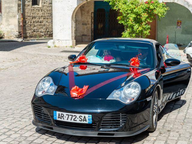Le mariage de Chris et Sandy à Damazan, Lot-et-Garonne 23