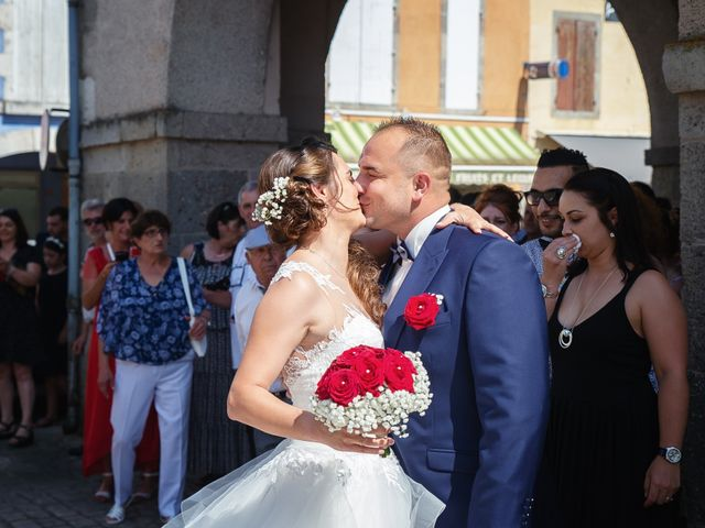 Le mariage de Chris et Sandy à Damazan, Lot-et-Garonne 24