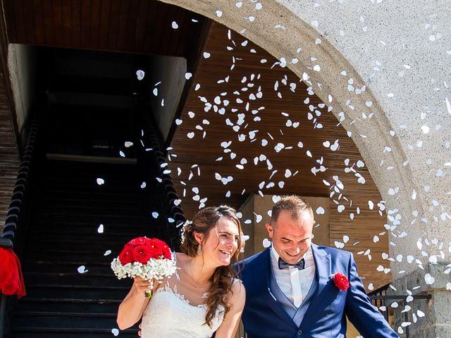 Le mariage de Chris et Sandy à Damazan, Lot-et-Garonne 31