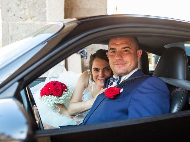 Le mariage de Chris et Sandy à Damazan, Lot-et-Garonne 33