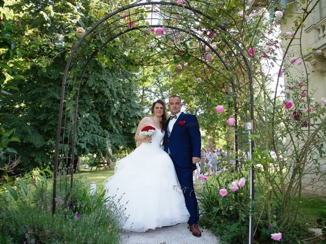 Le mariage de Chris et Sandy à Damazan, Lot-et-Garonne 36