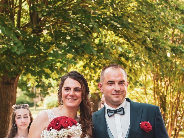 Le mariage de Chris et Sandy à Damazan, Lot-et-Garonne 44
