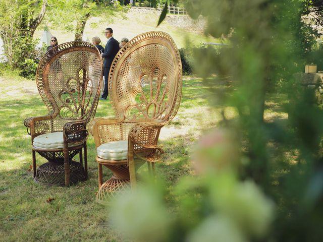 Le mariage de Romain et Audrey à Les Plans, Hérault 3