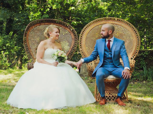 Le mariage de Romain et Audrey à Les Plans, Hérault 21