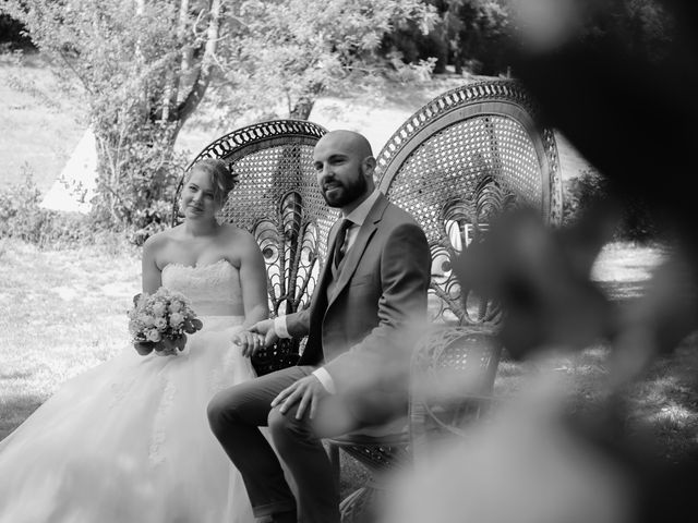 Le mariage de Romain et Audrey à Les Plans, Hérault 22