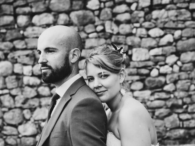 Le mariage de Romain et Audrey à Les Plans, Hérault 1