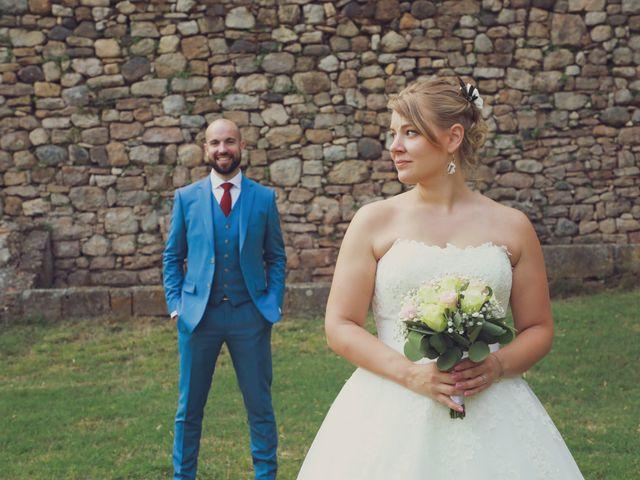 Le mariage de Romain et Audrey à Les Plans, Hérault 34