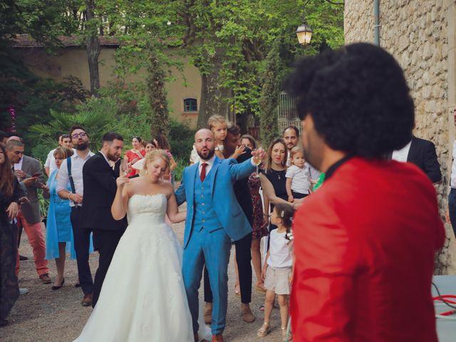 Le mariage de Romain et Audrey à Les Plans, Hérault 40