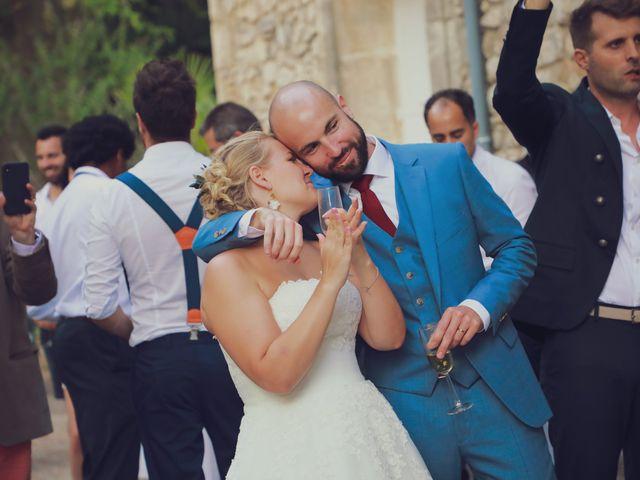 Le mariage de Romain et Audrey à Les Plans, Hérault 42