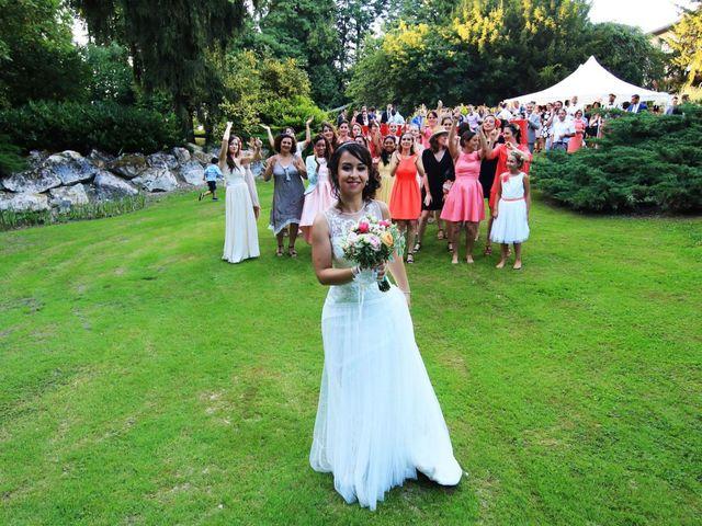 Le mariage de Harold  et Alison à Vitry-le-François, Marne 1