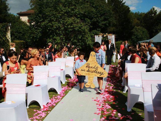 Le mariage de Harold  et Alison à Vitry-le-François, Marne 3