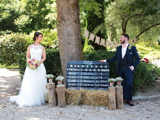 Le mariage de Harold  et Alison à Vitry-le-François, Marne 5