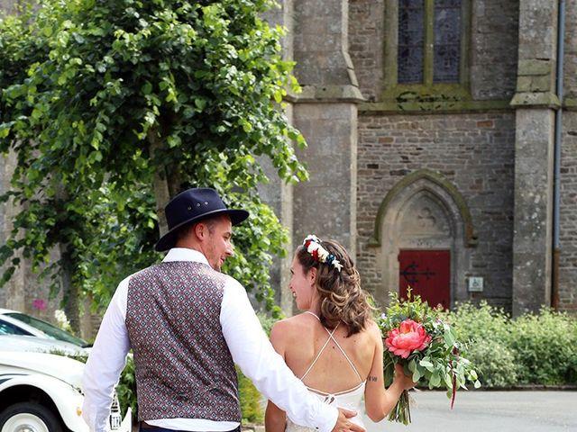 Le mariage de Benjamin et Carole à Hénon, Côtes d'Armor 6