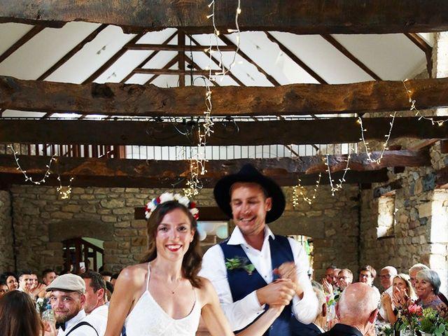 Le mariage de Benjamin et Carole à Hénon, Côtes d'Armor 12