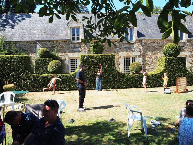 Le mariage de Benjamin et Carole à Hénon, Côtes d'Armor 15