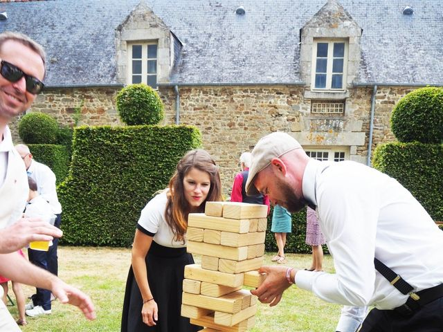 Le mariage de Benjamin et Carole à Hénon, Côtes d'Armor 16