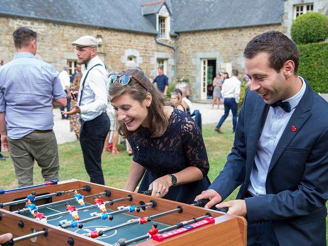 Le mariage de Benjamin et Carole à Hénon, Côtes d'Armor 18