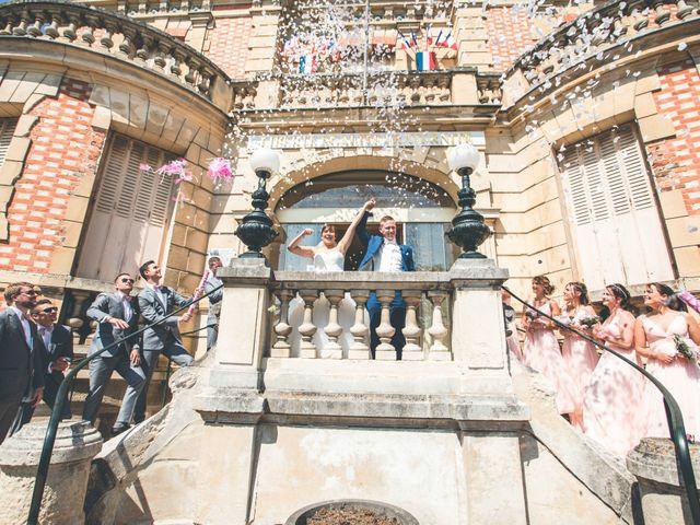 Le mariage de Adrien et Vanessa à Yerres, Essonne 11