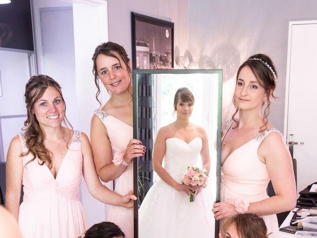 Le mariage de Adrien et Vanessa à Yerres, Essonne 14
