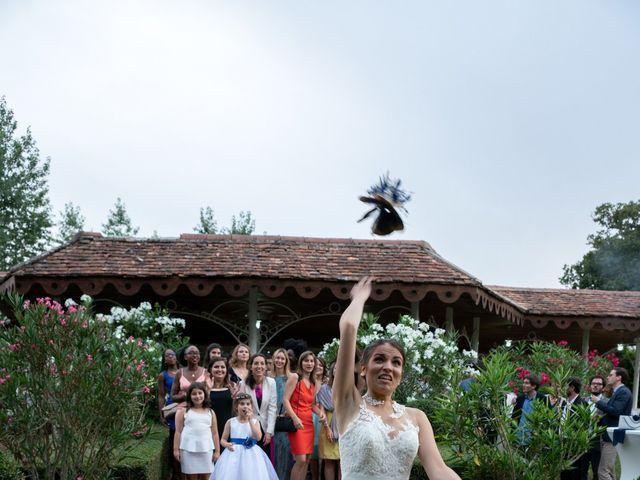 Le mariage de Faris et Bérengère à Massay, Cher 23