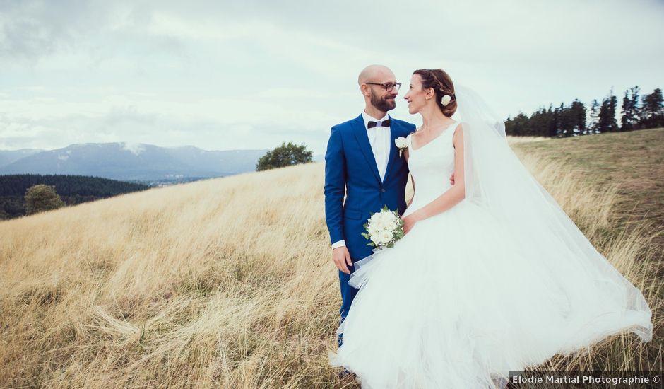 Le mariage de Frédéric et Sophie à Bellefosse, Bas Rhin