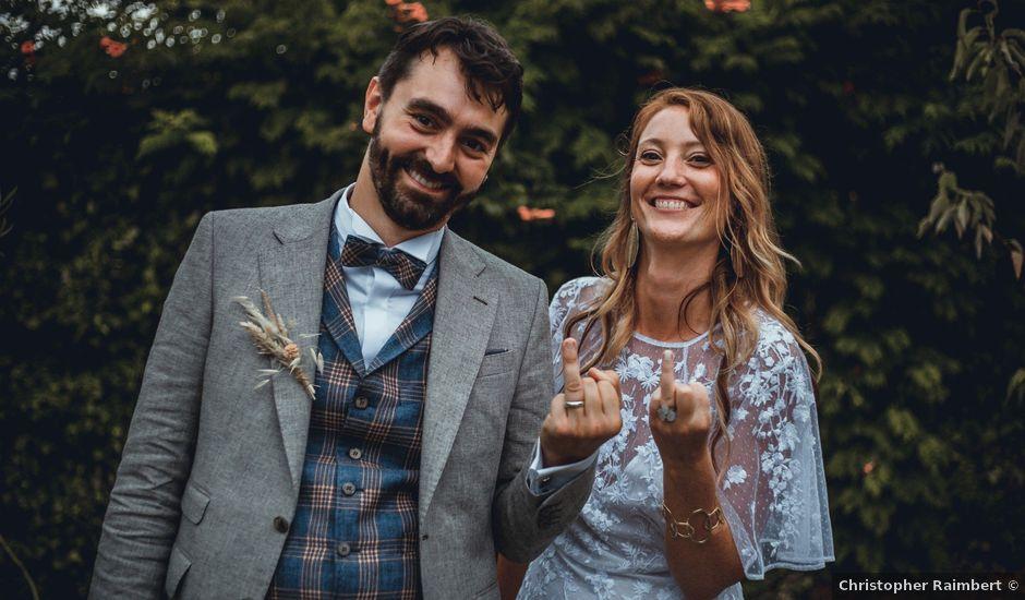 Le mariage de Xavier et Betty à Caveirac, Gard
