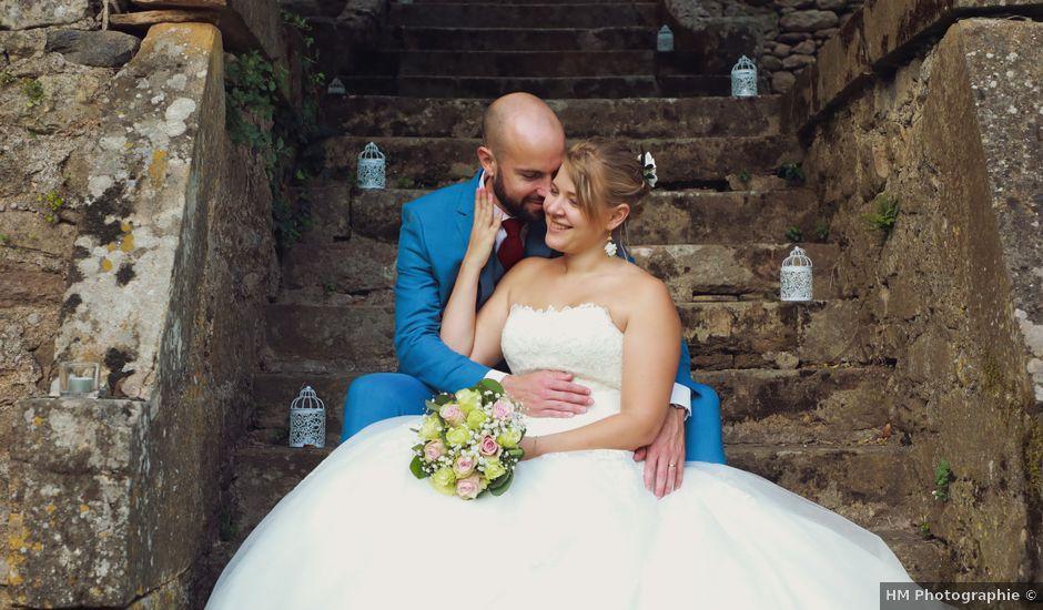Le mariage de Romain et Audrey à Les Plans, Hérault