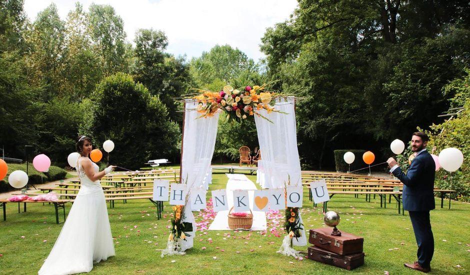 Le mariage de Harold  et Alison à Vitry-le-François, Marne