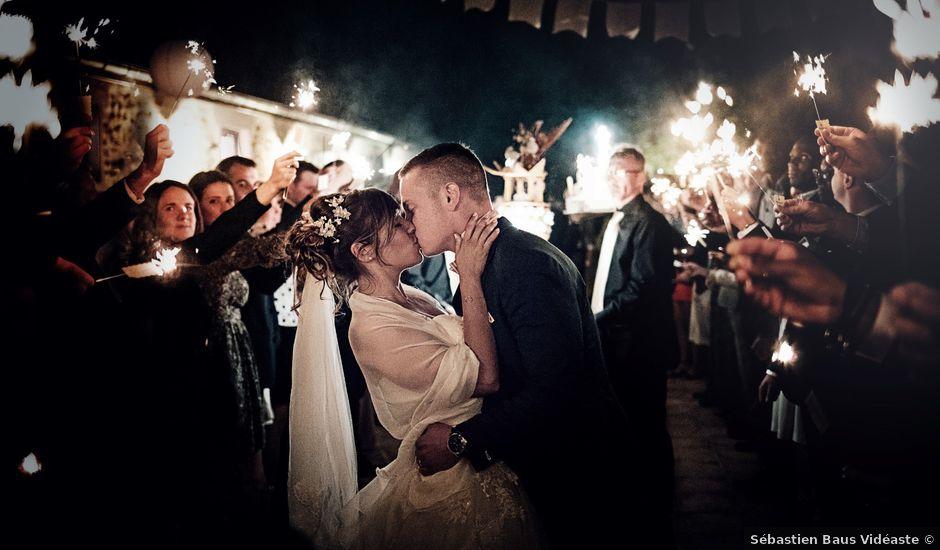 Le mariage de Adrien et Vanessa à Yerres, Essonne