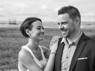 Le mariage de Elodie et François 1