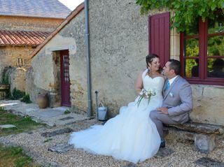 Le mariage de Estelle et Kévin