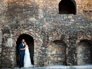 Le mariage de Caroline  et Jean Baptiste  2