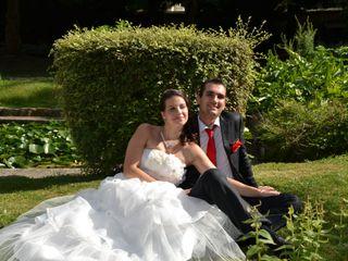 Le mariage de Catheline et Aurélien