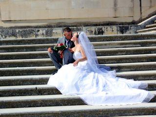 Le mariage de Emmanuelle et Thierry et Balazs