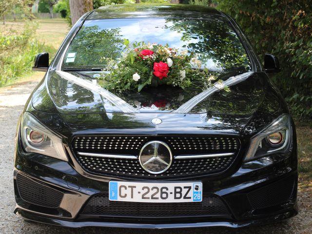 Le mariage de David et Claudine à Saint-Côme, Gironde 4